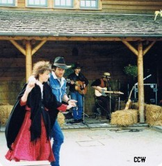 Club Country Western au Camp Davy Crockett Ranch Gilles et Marie