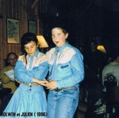 Club Country Western au Camp Davy Crockett Ranch Nolwen et Julien